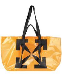 Off-White c/o Virgil Abloh Shoulder Bag - Orange