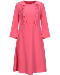 Sfizio Short Dress - Pink