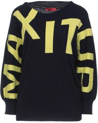 MAX&Co. Sweater - Blue