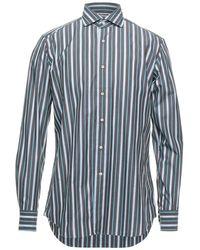 Bagutta Camisa - Azul