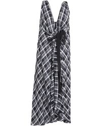 Aspesi 3/4 Length Dress - Black