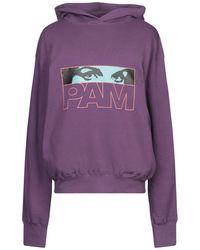 P.a.m. Perks And Mini Sweatshirt - Purple