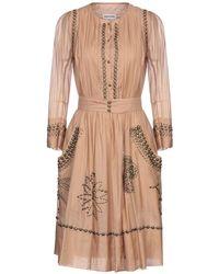 Sonia Rykiel Knee-length Dress - Pink