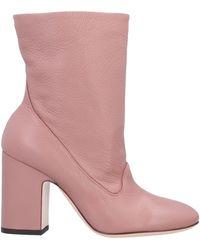 Agl Attilio Giusti Leombruni Ankle Boots - Pink