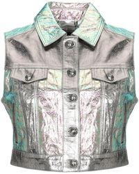 Philipp Plein Jacket - Metallic
