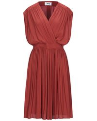 Mauro Grifoni Knee-length Dress - Red