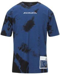 Mauna Kea T-shirt - Blue