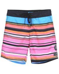 Billabong Pantalones de playa - Multicolor