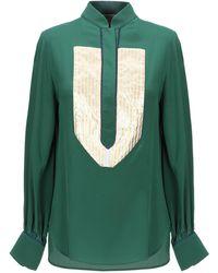 Zeus+Dione Shirt - Green