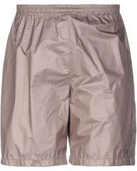 Affix Shorts & Bermuda Shorts - Brown