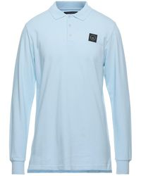 Marshall Artist Polo Shirt - Blue