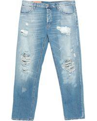 Dondup Denim Pants - Blue