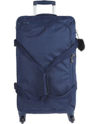 Kipling Wheeled luggage - Blue