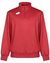 Lotto Leggenda Sweatshirt - Red