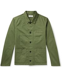 Alex Mill Camisa - Verde
