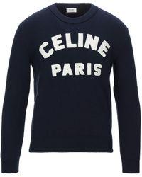 Celine Pullover - Bleu