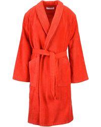 KENZO Dressing Gown Or Bathrobe - Red