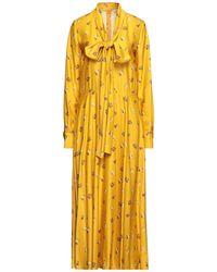 Mulberry Long Dress - Yellow