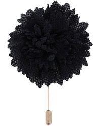 Lanvin Pinces & boutons de manchette - Noir