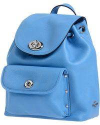 COACH Backpacks & Fanny Packs - Blue