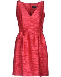 Lanvin Vestito corto - Rosso