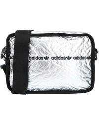 adidas Originals Cross-body Bag - Metallic