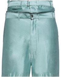 Ann Demeulemeester Shorts & Bermuda Shorts - Blue