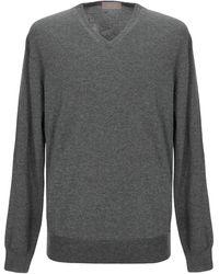 Cruciani Pullover - Grau