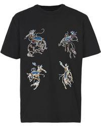 Our Legacy T-shirt - Black