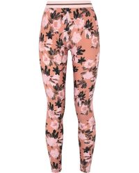 Love Stories Leggings - Pink