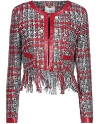 Relish Suit Jacket - Red