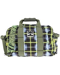 KENZO Travel Duffel Bags - Yellow