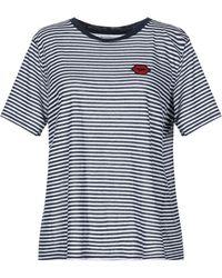 Velvet By Graham & Spencer T-shirt - Blu