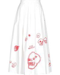 Saucony Long Skirt - White
