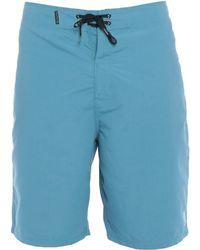 Hurley Beach Shorts And Pants - Blue