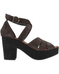 Fiorentini + Baker Sandals - Black
