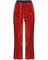 Jucca Casual Trouser - Red