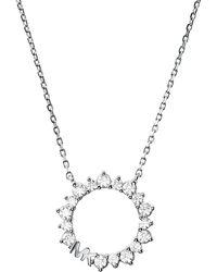 Michael Kors Necklace - Metallic