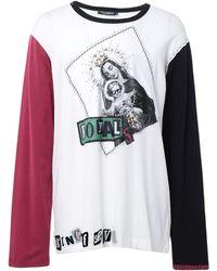 Dolce & Gabbana Camiseta - Blanco