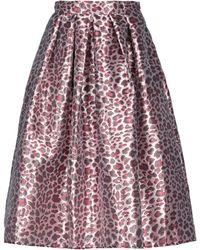 Ultrachic 3/4 Length Skirt - Pink
