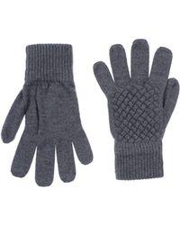 Bottega Veneta Gloves - Grey