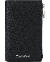 Calvin Klein Brieftasche - Schwarz