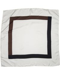 CoSTUME NATIONAL - Square Scarf - Lyst