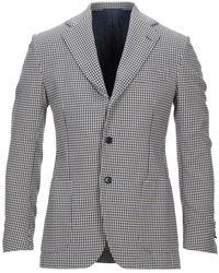 De Petrillo Suit Jacket - Grey