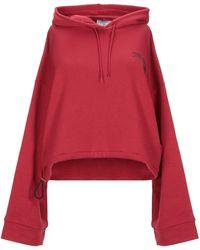 Cheap Monday Sweatshirt - Red