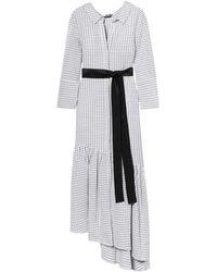 Hellessy Long Dress - White