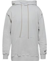 Rick Owens X Champion Sweatshirt - Grey