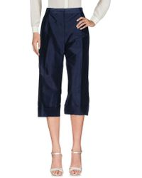 PS by Paul Smith - 3/4-length Trousers - Lyst