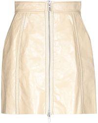 DROMe Mini Skirt - White