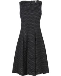 Armani Short Dress - Black